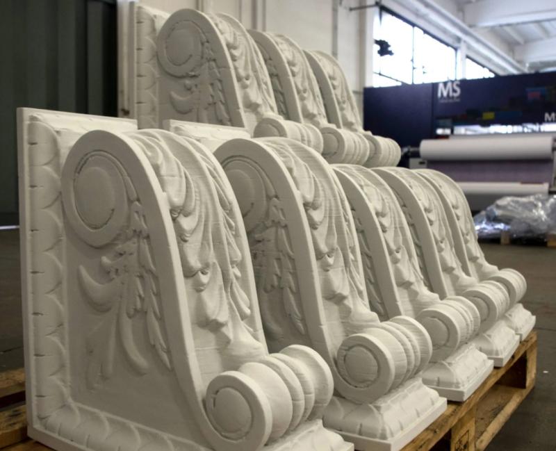 La stampa 3D al servizio dell'architettura