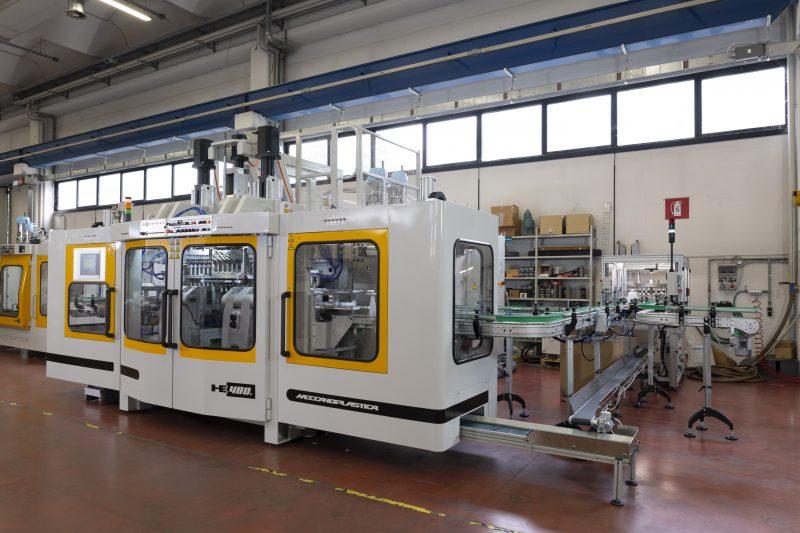 Meccanoplastica, crescita accelerata nelle tecnologie di soffiaggio