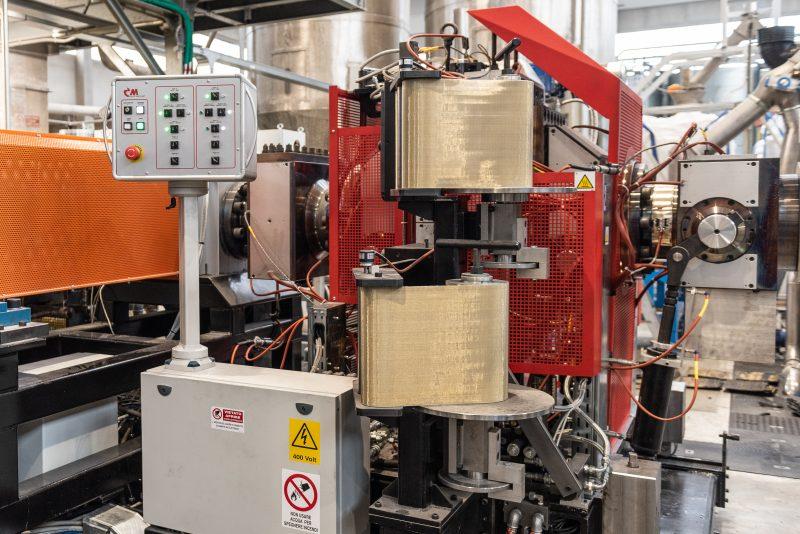 CM Evolution Plast: sistema di filtrazione