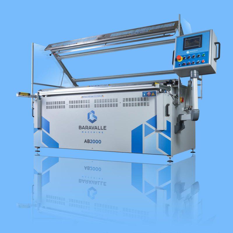 Baravalle, macchine per la lavorazione delle plastiche termoformabili