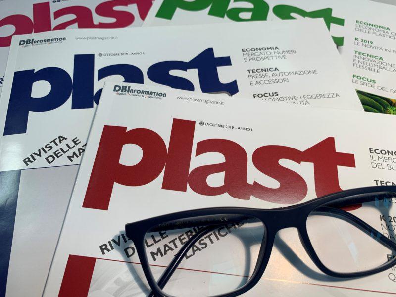 Plastmagazine.it: le news dalle aziende #laplasticanonsiferma