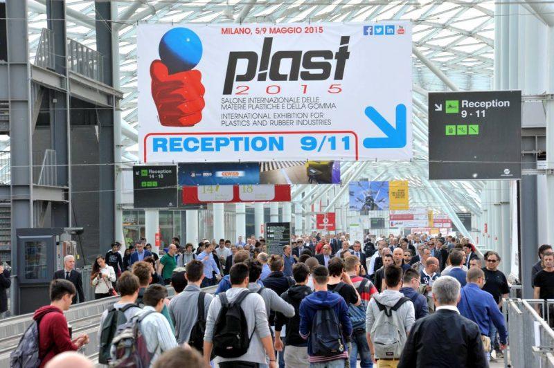 La rivista Plast alla fiera Plast 2018