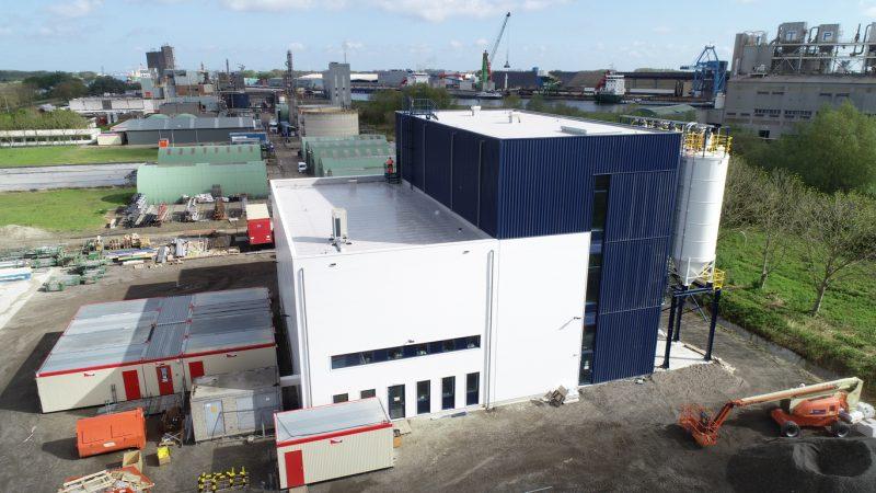 Rifiuti di EPS: nuovo stabilimento PolyStyreneLoop nei Paesi Bassi