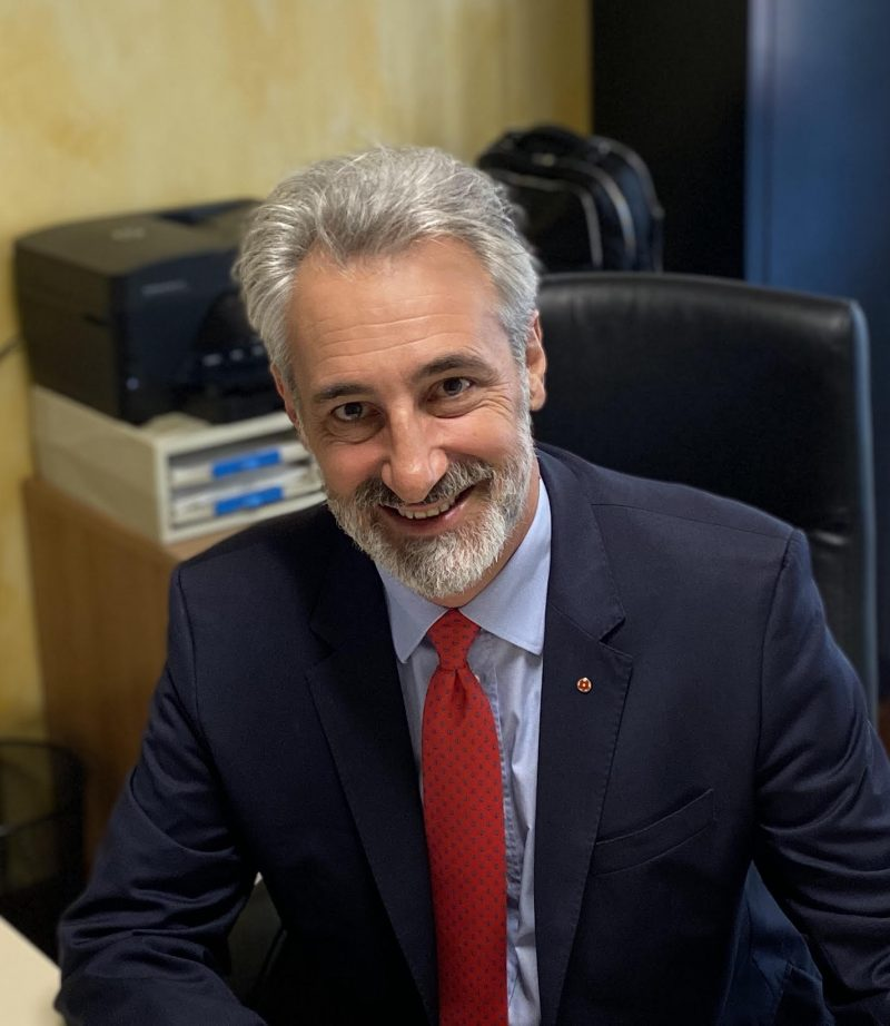 Daniele Cerizzi, managing director di Windmöller & Hölscher Italiana
