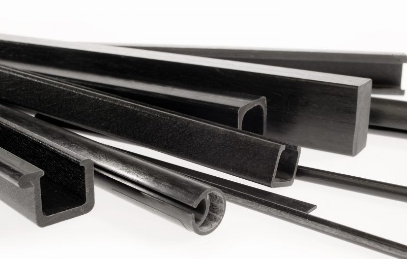 Fibra di carbonio o fibra di vetro?