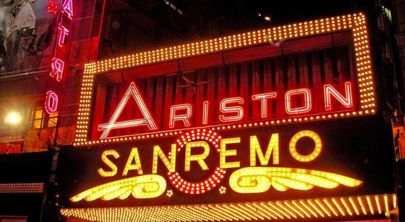 Il Festival di Sanremo si tinge di Green