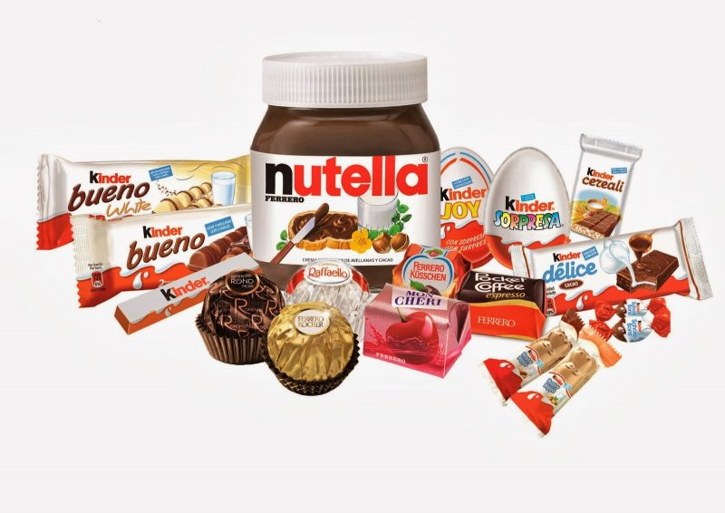 Ferrero al Packaging & Recycling Forum