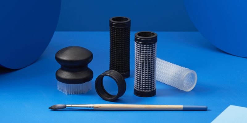 Resine flessibili ed elastiche per stampa 3D