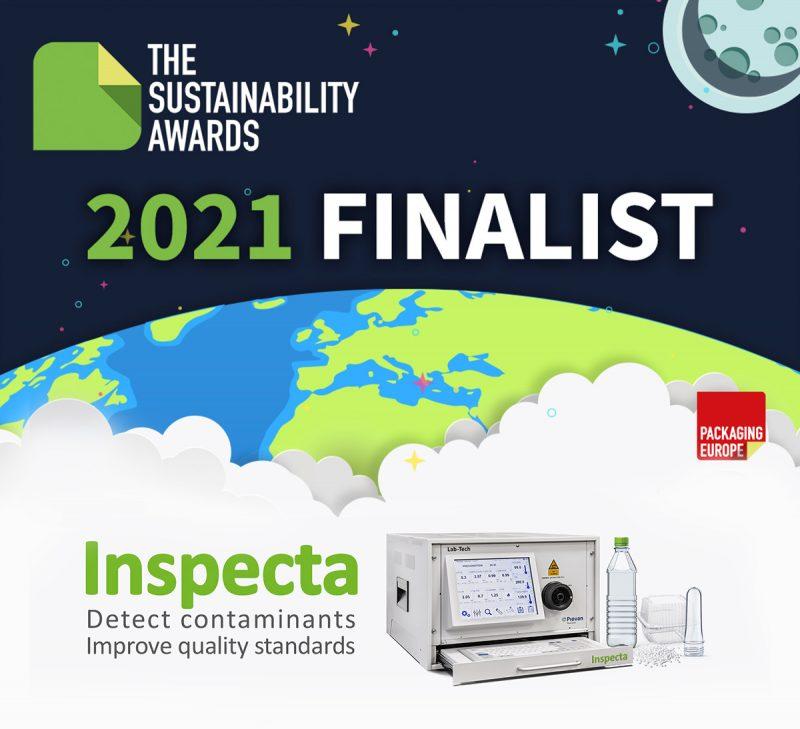 Sustainability Awards 2021, InspectaBe di Piovan tra i finalisti