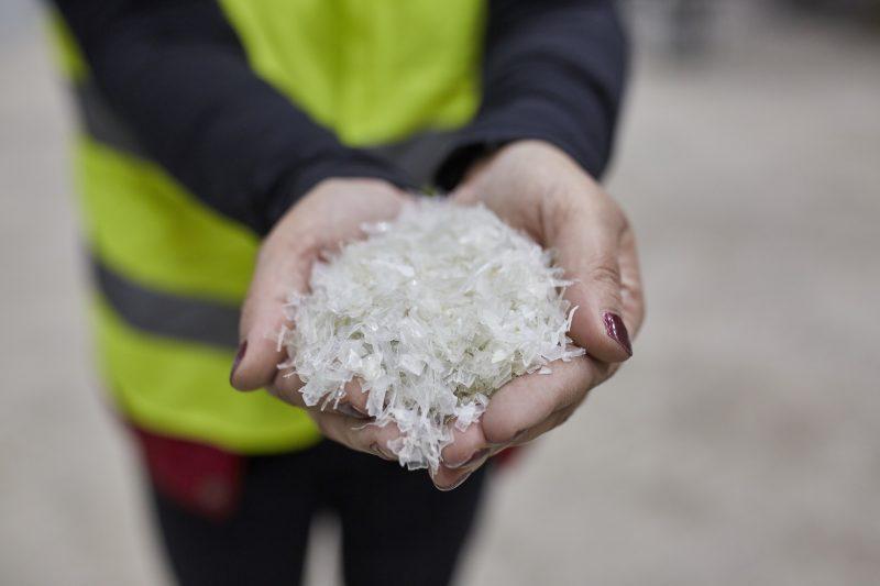 Impianto Borealis – Tomra di selezione e riciclo dei rifiuti plastici post-consumo