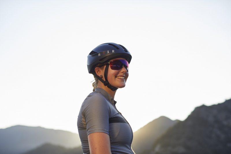 Caschi per ciclisti stampati in 3D