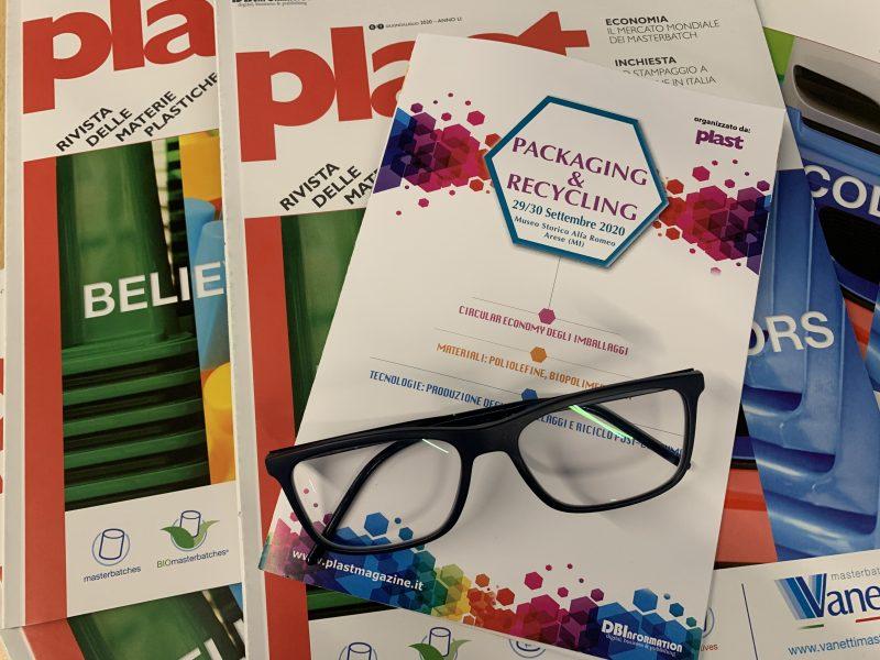 Le proposte della rivista Plast dopo la cancellazione della fiera Plast 2021