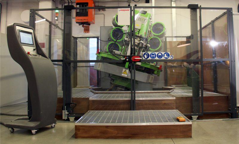 Porte aperte allo stampaggio rotazionale