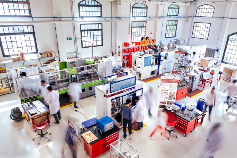 Sirmax investe nello spin-off universitario Smart Mold