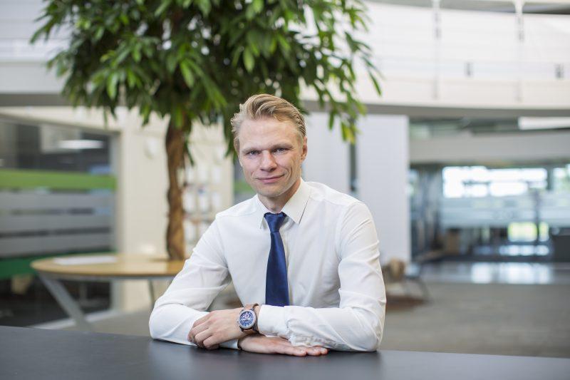 Kim Povlsen nuovo presidente di Universal Robots
