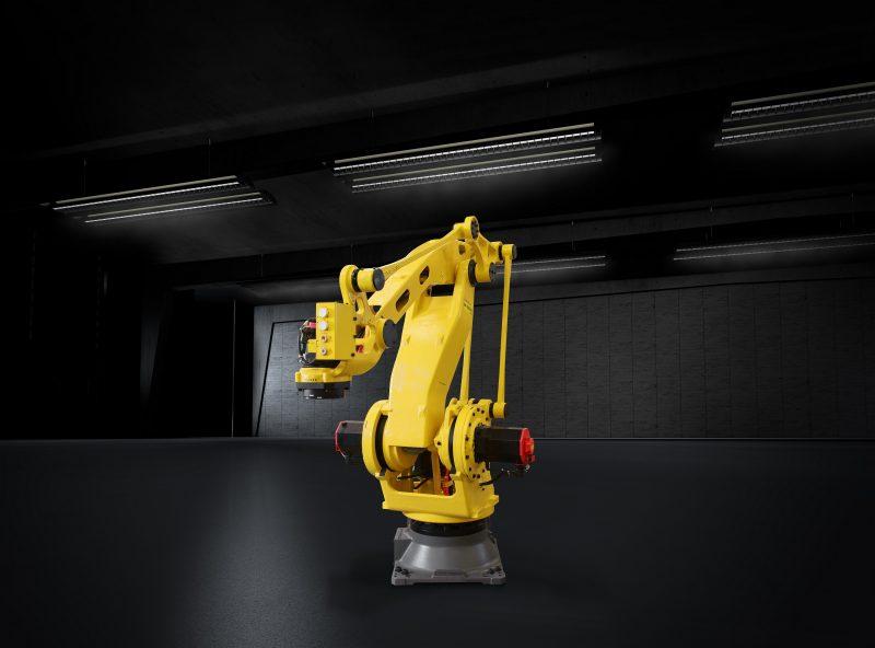 Robot pallettizzatore Fanuc