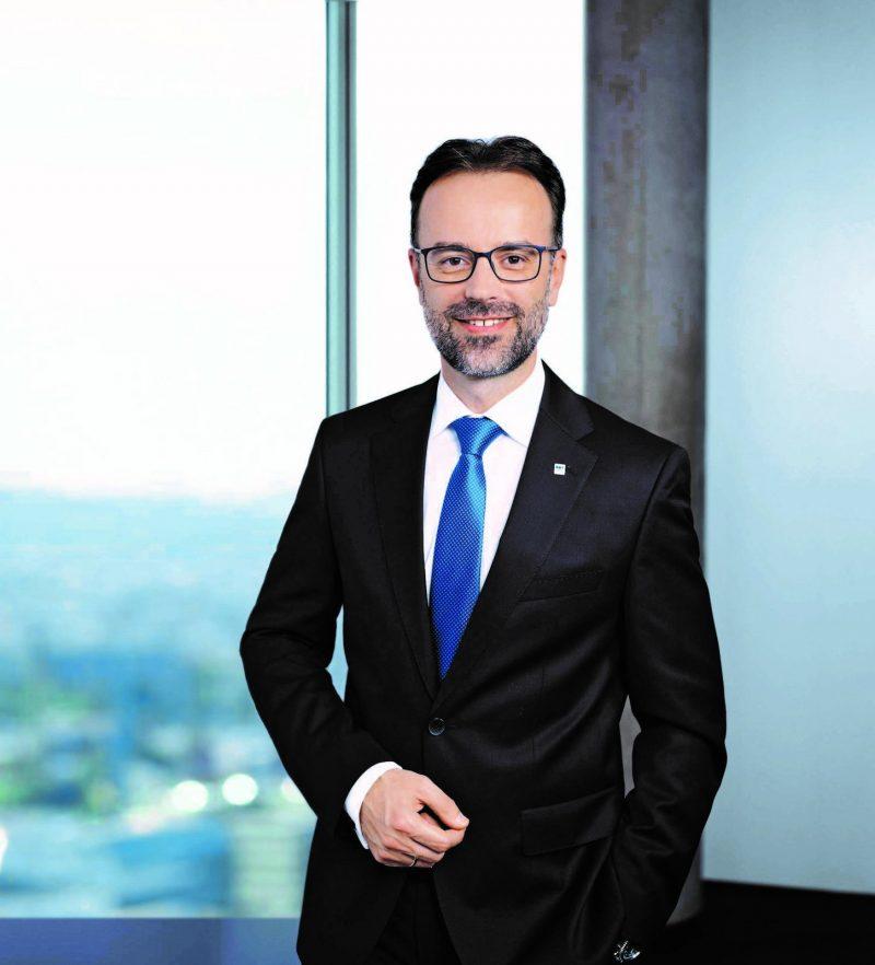 Thomas Gangl è il nuovo CEO di Borealis