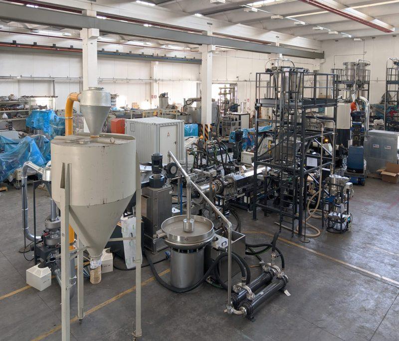 Più valore ai materiali riciclati con la tecnologia Tandem Plus di Gamma Meccanica