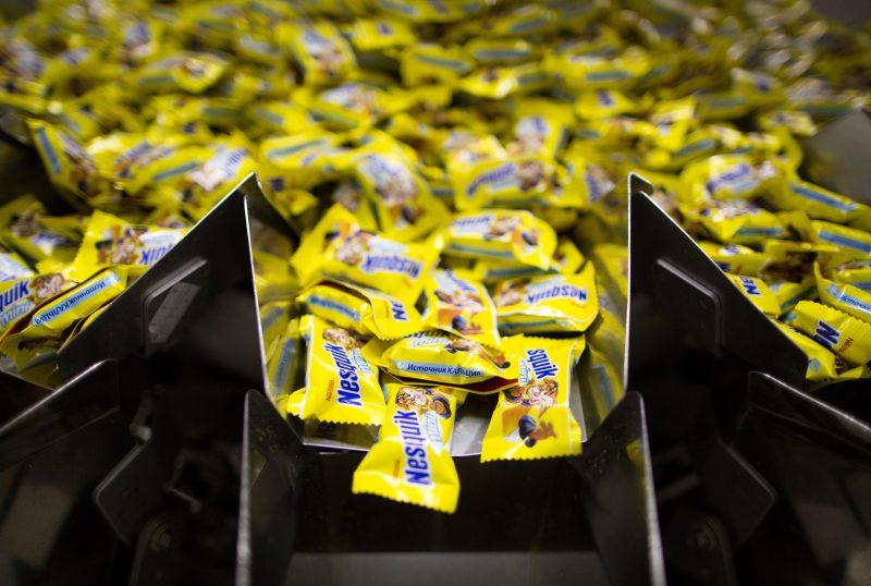 Nestlé sceglie le plastiche riciclate