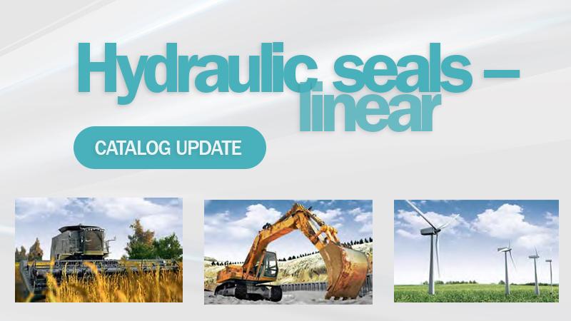 Tenute idrauliche di Trelleborg Sealing Solutions