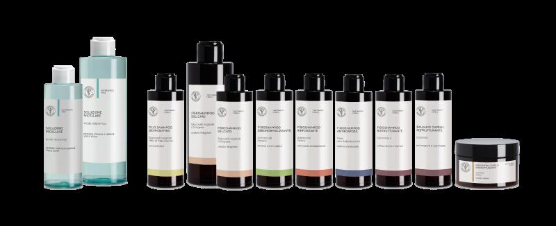 Packaging in bioplastica e rPET per cosmetici e detergenti