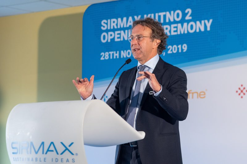 Sirmax Group, primo trimestre da record