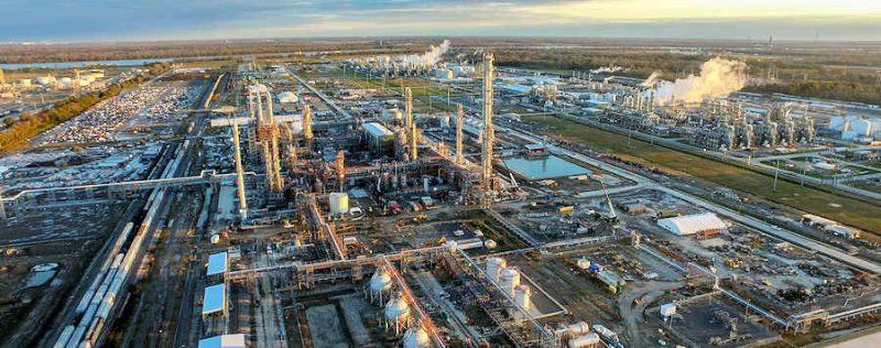 PVC, gli stop della produzione negli Usa