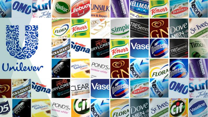 Unilever ridurrà gli imballaggi in plastica